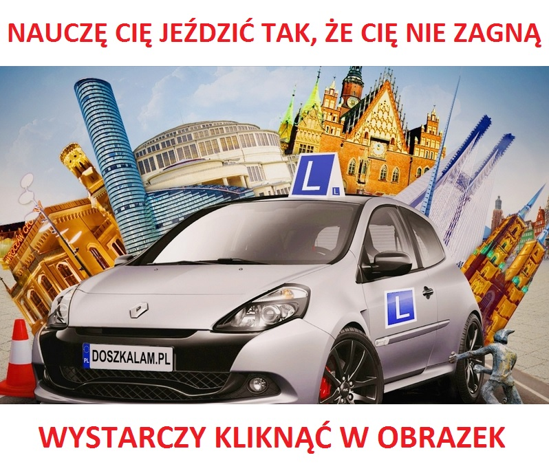 Doszkalanie, prawo jazdy we Wrocawiu